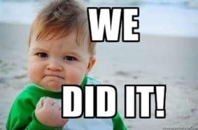 """San Antonio Spurs fan yells """"We did it!' following Game 2 win (video)"""