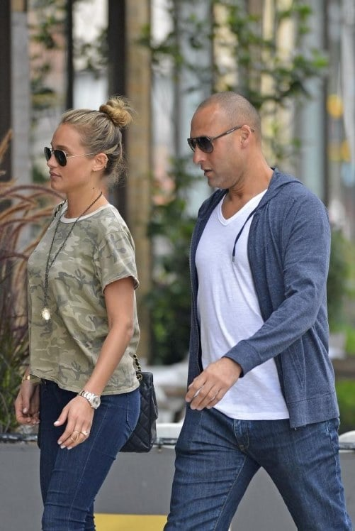 Who is jeter dating 2013