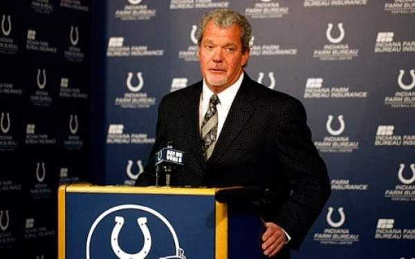 NFL: Indianapolis Colts-Press Conference