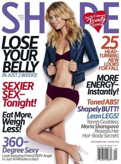 maria-sharapova-shape-magazine-cover