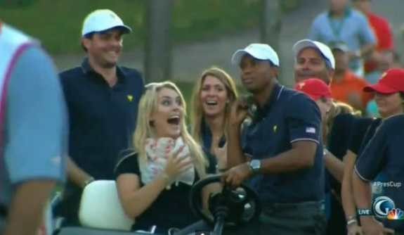 lindsey-vonn-tiger-woods-squirrel