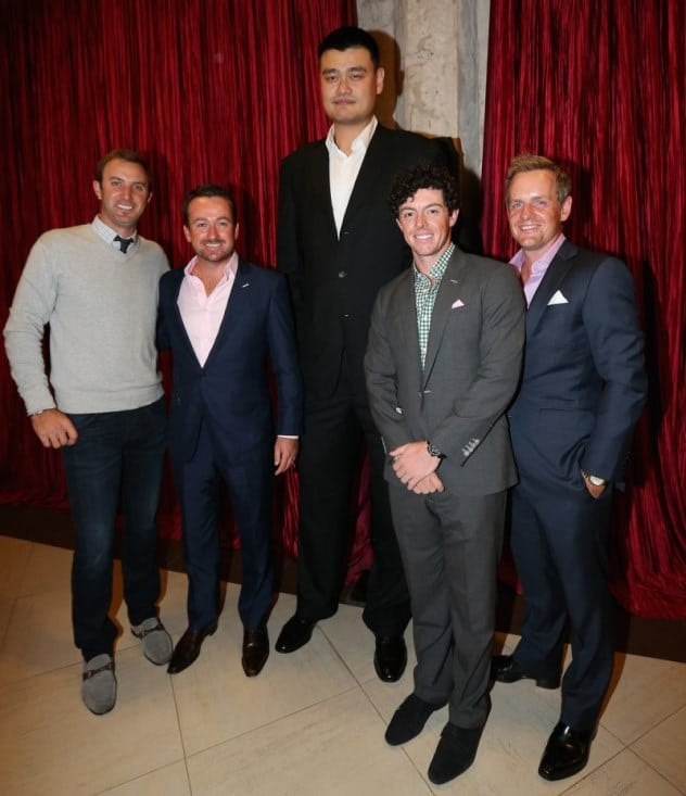 'Yao Ming Is Taller Than People Who Are Shorter Than Him
