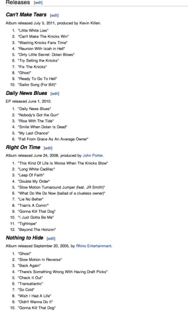 james-dolan-band-wikipedia-page