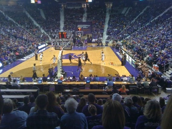 Kansas St. offering bacon to fans who attend women's ...