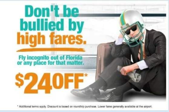 richie-incognito-spirit-airlines-ad