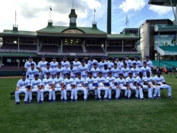 dodgers-team-photo