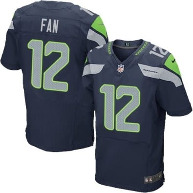 sale retailer c641e 8f10e Seattle Seahawks' '12th Fan' jerseys up to No. 10 in overall ...