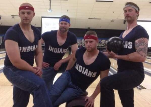 indians-pitchers-bowling-benefit