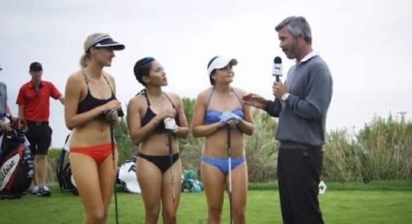 bikini-golf