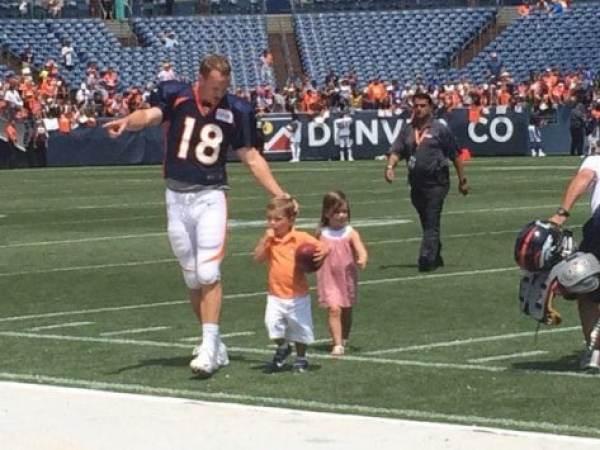 peyton manning kids. Peyton-manning-kids Peyton Manning Kids A