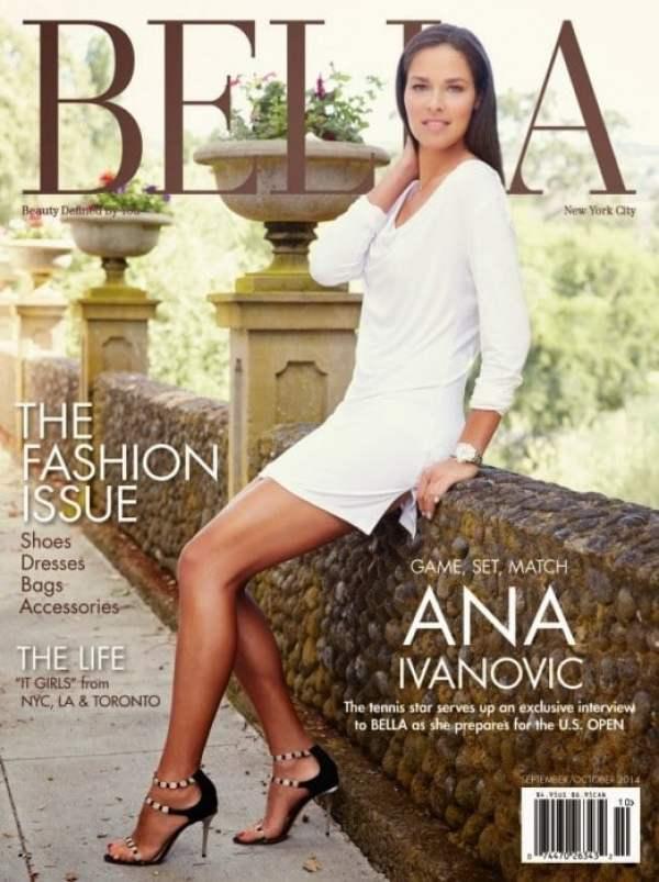 ana-ivanovic-bella-cover