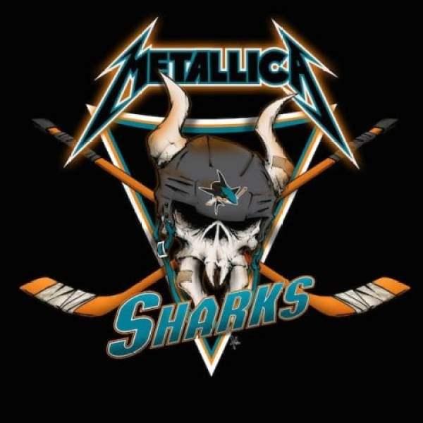 metallica-sharks