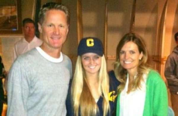 steve-kerr-daughter-and-wife