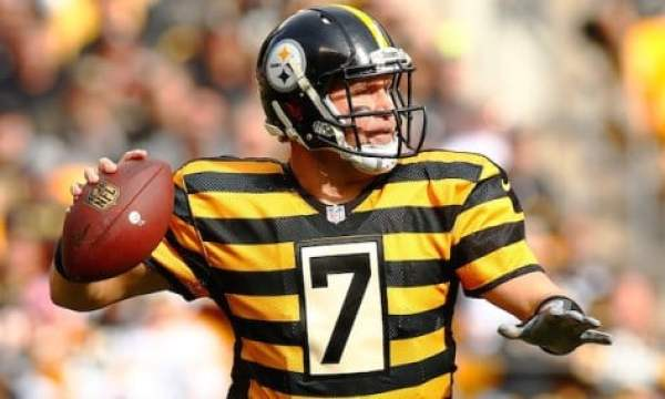 on sale 8b1fa fe577 End of a (garish) era: Steelers donning 'Bumblebee' unis for ...