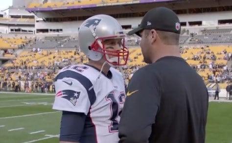 Ben Roethlisberger asked Tom Brady for jersey before Week 7 game ...