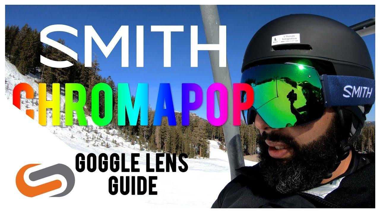 00f2f16279 Smith ChromaPop Goggle Lens Guide