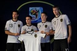 Adidas neue Trikots Nationalmannschaft