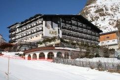 Hotel Almhof Galtür