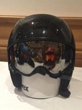 Uvex-Carbon-Skihelm-Visir-Garage-Skibrille-vorn