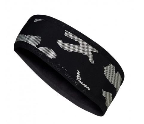 Odlo-RUNNING-REFLECTIVE-Tarn-Camo-Camouflage-Stirnband