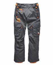 SUPERDRY SNOW - SNOW PANT - GREY MARL -ú149.99