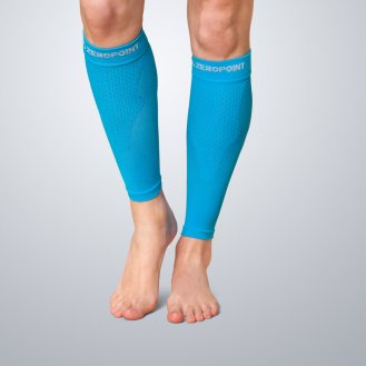zeropoint-compression-calf-sleeves-stulpen-blau