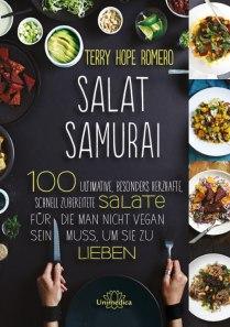 Salat-Samurai-Terry-Hope-Romero-Buch-Cover