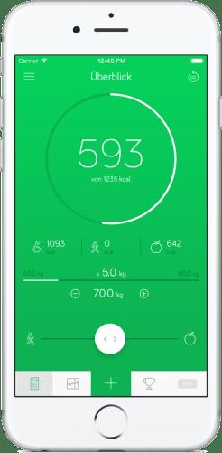 abnehm-app-uebersicht