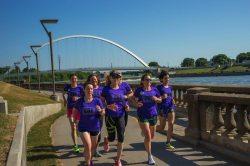 261 Fearless Running Group_Photo Credit Horst von Bohlen