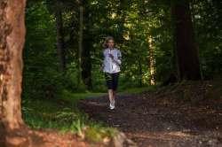 Kathrine Switzer running single_Photo Credit Horst von Bohlen