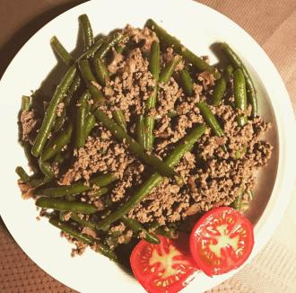 gruene-bohnen-hackfleisch