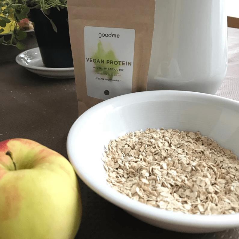 haferflocken-vegan-protein-apfel