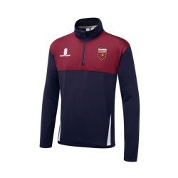 Shepshed CC 1/4 Zip Performance Top