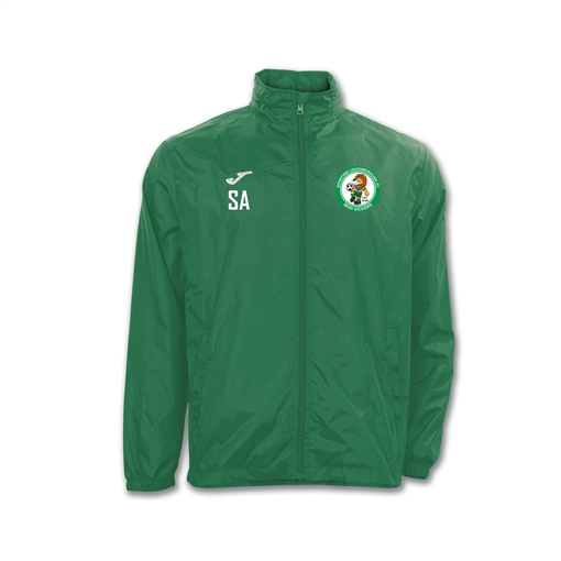 Sporting Loughborough Mini Kickers Rain Jacket