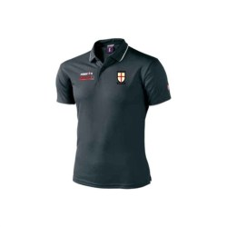 Sporting Dynamo Polo Shirt - Black