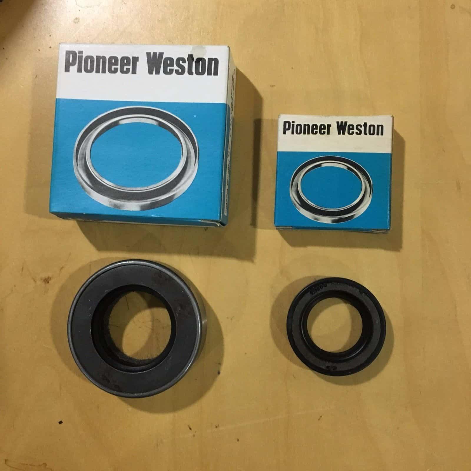 pioneer tr7 wiring 1977 kz1000 diagram mgb mgbgt 63 67 gearbox seals weston sports