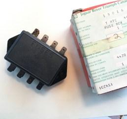 fuse box for triumph tr250 triumph tr2 wiring diagram [ 4032 x 3024 Pixel ]
