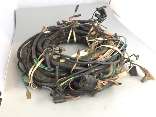 small resolution of jaguar mk2 main wiring harness nos c25606 sports u0026 classics