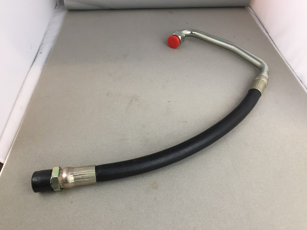 medium resolution of jaguar xjs oil cooler feed pipe hose nos c38074 sports classics jaguar