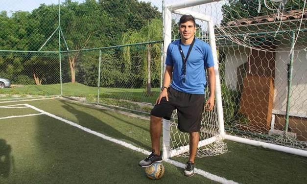 Juan Ramón Solís. De los que vive para el fútbol