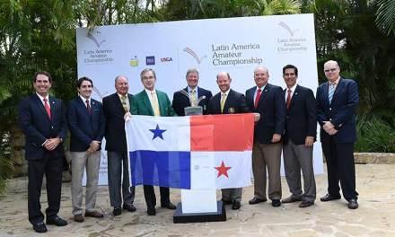 Panamá anfitrión del Latin America  Amateur Championship 2017