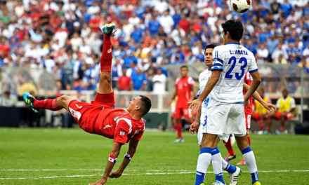Por la supremacía de la Concacaf. Copa Oro 2017