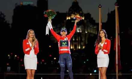¡Arriba el telón! La Vuelta a España 2017