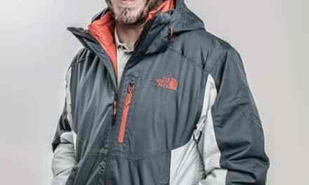 José Ignacio conquista La Antártida