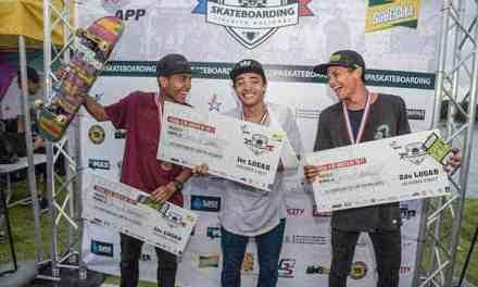 Skaters rompen la pista en la Segunda Valida de la Copa Skateboarding