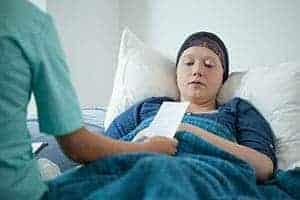 Contrarreste los efectos secundarios del tratamiento de cáncer