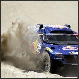 Rally Dakar 2011:  Motores ardiendo