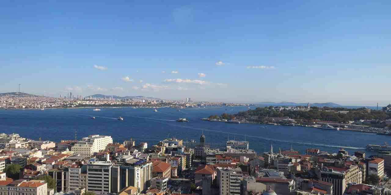 Estambul; una ciudad entre dos continentes