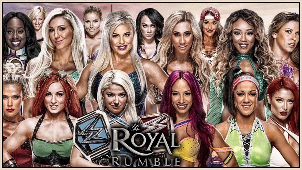wwe women s royal