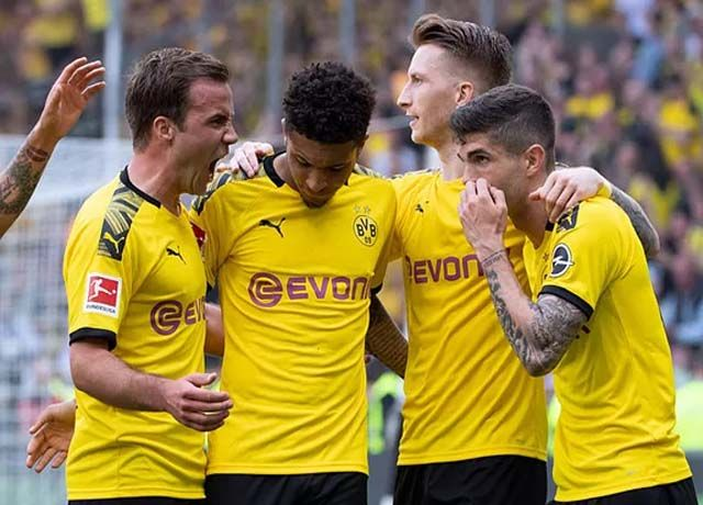 Borussia UCL final